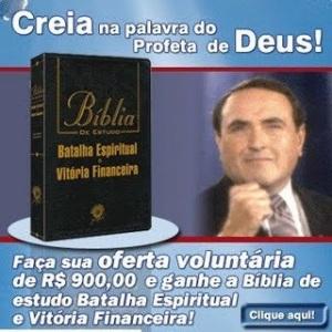 Bíblia da Vitória Financeira MORRIS