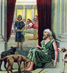 Lázaro o leproso