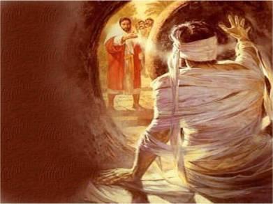 Lázaro Ressucitado 1