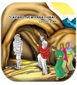 Lázaro Ressucitado 2