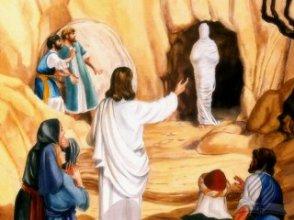 Lázaro Ressucitado 3
