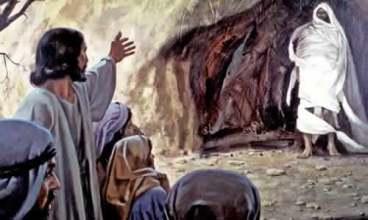 Lázaro Ressucitado 4