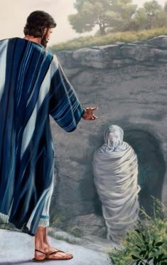Lázaro Ressucitado 5