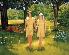 O Casal Adão e Eva (3)