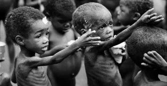 Fome na África 2