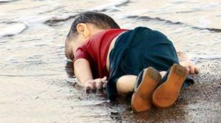 Menino sirio