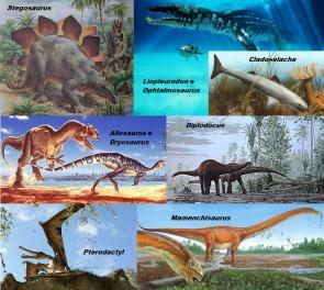 Dinossauro - Fauna jurássica