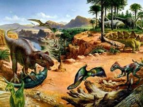 Dinossauro - Período Jurássico (1)