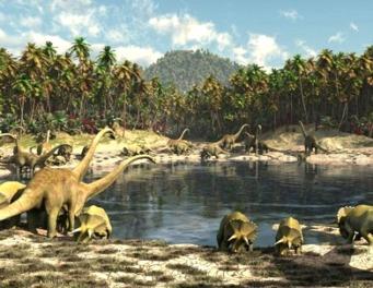Dinossauro - Periodo Jurássico