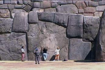 Fortaleza de Sacsayhuaman - no Peru (3)