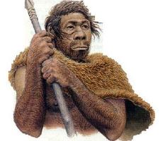 Homem de Neandertal 4