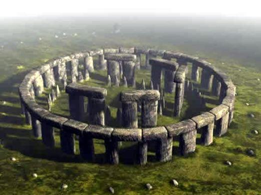Stonehenge antigo