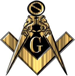 Esquadro e Compasso e Letra G (2)