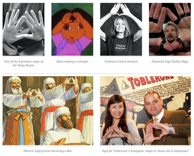 Illuminati Signs 2