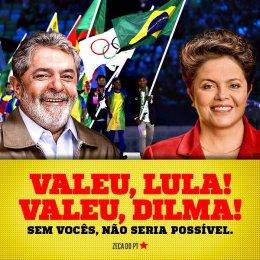 Rio 2016 Valeu Lula