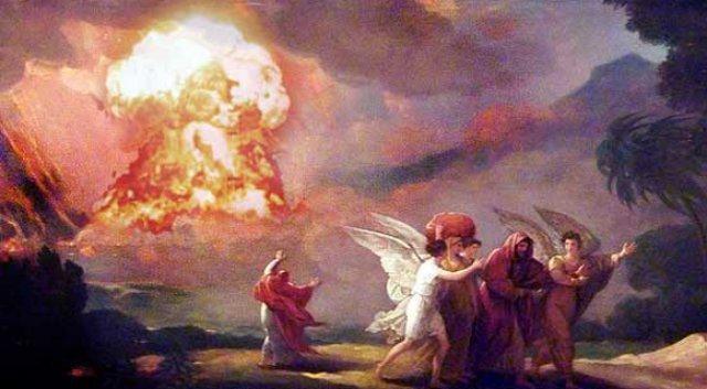 Destruição de Sodoma e Gomorra