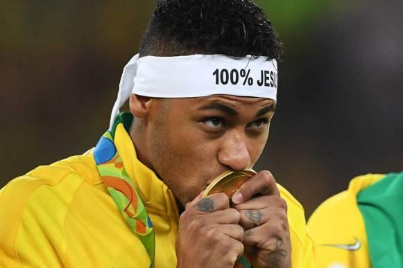 Neymar 100% Jesus