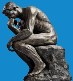 Homem pensador