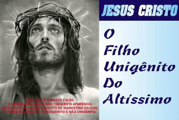 O Cristo falso