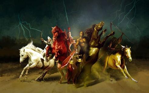 Cavalos-Apocalipse