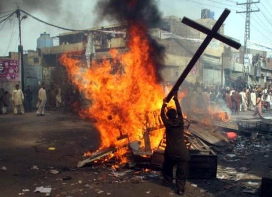 Cristãos perseguidos no mundo