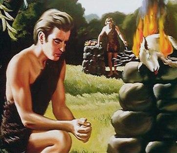 Oferta de Abel e de Caim