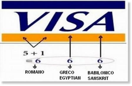 Visa - O cartão de crédito mais usado no mundo é 666