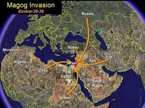 06 Gogue e Magogue invasão