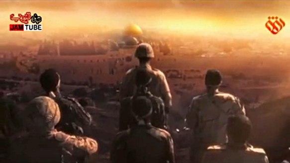 Vídeo mostra planos do Irã para a invasão de Israel
