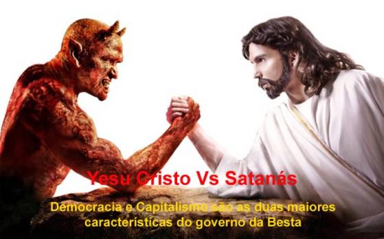 Yesu Cristo Versus Satanás 2