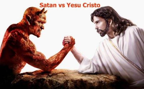 Satan vs Yesu Cristo